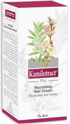 Kamilotract Pro Nourishing cream For hair care and revitalization