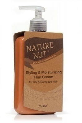 Styling And Moisturizing Hair Cream
